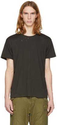 R 13 Black Surplus Destroyed T-Shirt