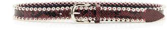 Isabel Marant Kloan Leather Belt