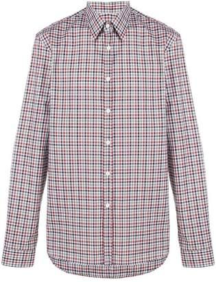 Prada classic check shirt