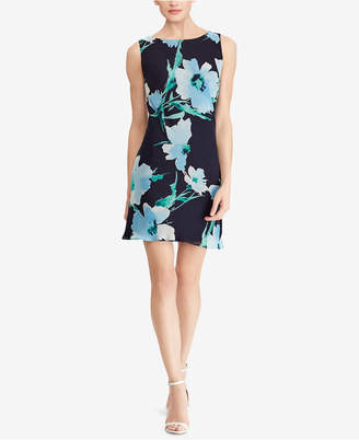 American Living Floral-Print Sheath Dress