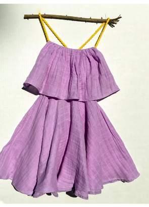 Charlie Alivia Laura Maxi- Purple