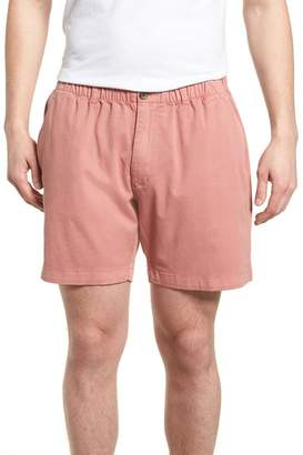 Vintage 1946 7in Snappers Elastic Waist Shorts