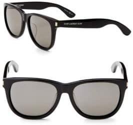 Saint Laurent Surf 56MM Square Sunglasses