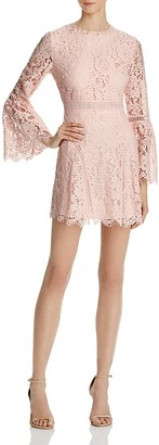 Do and Be Lace Bell Sleeve Dress - 100% Exclusive $78 thestylecure.com