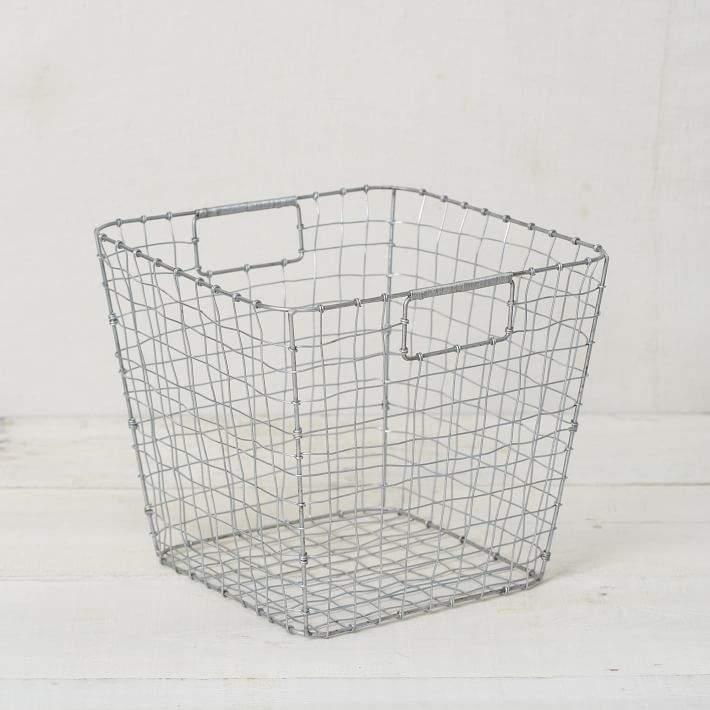 west elm Wire Mesh Storage - Storage Bin