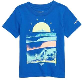 Hurley Rolling On Down Graphic T-Shirt