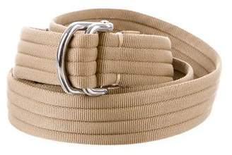 Ralph Lauren Canvas D-Ring Belt