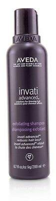 Aveda NEW Invati Advanced Exfoliating Shampoo - Solutions For Thinning Hair,