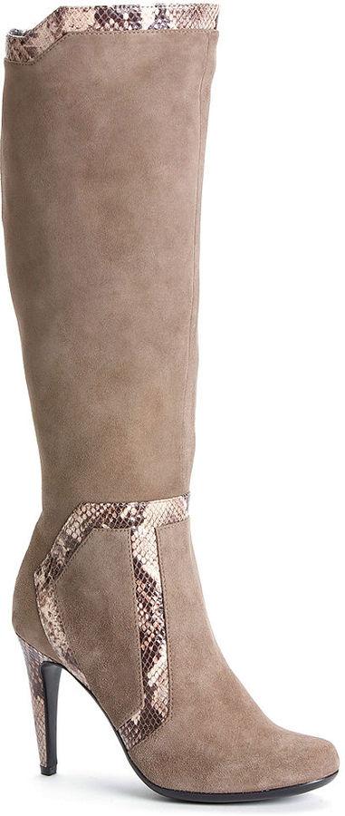 Calvin Klein Women's Shoes, Faylinn High Heel Dress Boots