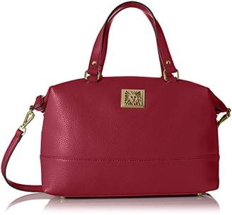 Anne Klein Kick Start Soft Satchel