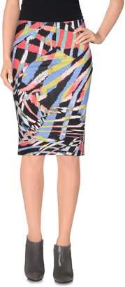 Just Cavalli Knee length skirts - Item 35268082GR
