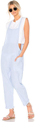 Bobi Seaside Stripe Jumpsuit