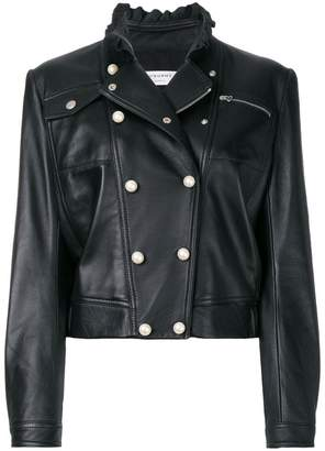 Philosophy di Lorenzo Serafini pearl buttons jacket