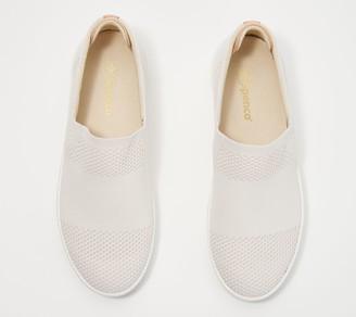 Spenco Orthotic Knit & Mesh Slip-On Shoes - Bahama