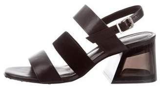 Rag & Bone Resse Mid-Heel Sandals