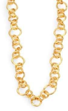 "Stephanie Kantis Coronation Large Chain Necklace/42"""