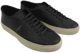 Givenchy Leather low trainers