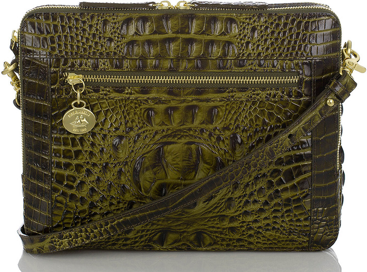 Brahmin Theo Tablet Bag