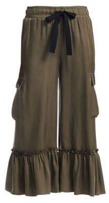 Cinq à Sept Tous Les Jours Prisilia Cropped Cargo Pants