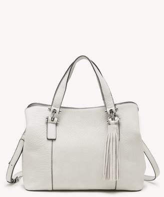 Sole Society March Satchel Faux Leather Satchel
