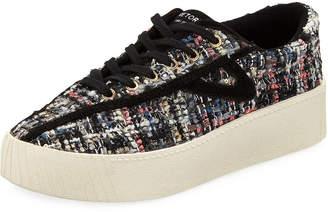 Tretorn Nylite 8 Bold Tweed Sneakers