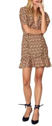 The East Order Alix Paisley Minidress