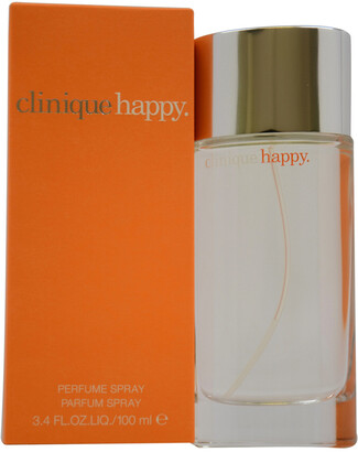 Clinique Happy 3.4Oz Women's Eau De Parfum Spray