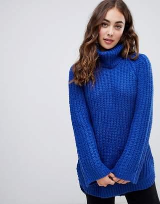 Vero Moda Chunky Roll Neck Sweater