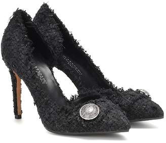 Balmain Tweed pumps