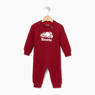 Roots Baby Hockey Buddy Romper