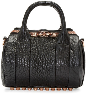 Alexander Wang Black Mini Rockie Bag $650 thestylecure.com