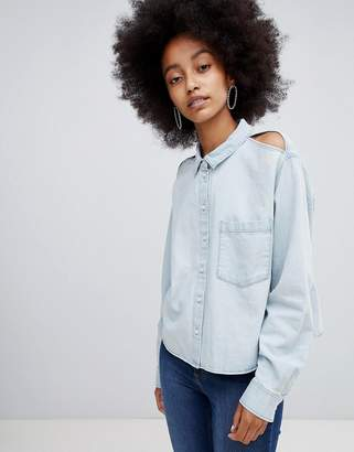 Cheap Monday Domain Denim Shirt