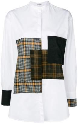 Barena patchwork shirt