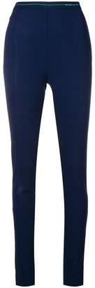 Prada logo waistband leggings
