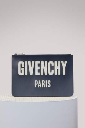 Givenchy Paris clutch