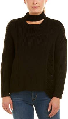 Moon River Choker Sweater