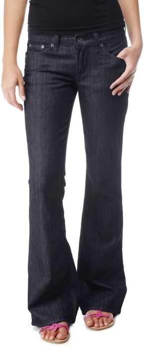 Flap Back Pocket Zoe Jeans
