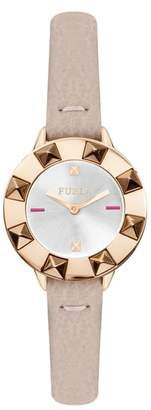 Furla Club Leather Strap Watch, 26mm