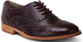 Wanted Lace-Up Oxfords - Babe