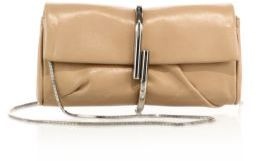3.1 Phillip Lim 3.1 Phillip Lim Alix Leather Chain Clutch