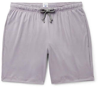 Schiesser Josef Cotton-jersey Pyjama Shorts - Lilac