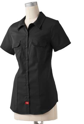 Dickies Performance Twill Work Shirt - Women's
