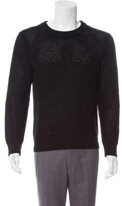Ralph Lauren Black Label Knit Crew Neck Sweater
