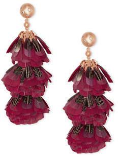 Kendra Scott Lenni Feather Drop Earrings