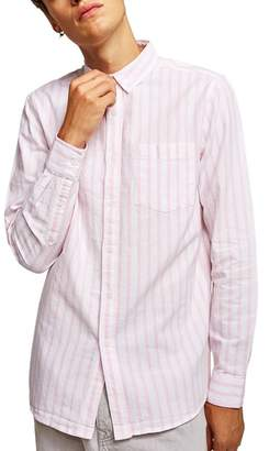 Topman Classic Stripe Shirt