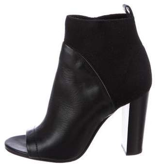 Vince Aren Peep-Toe Booties