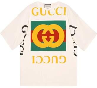 8e1b078d6 Gucci Vintage T Shirts - ShopStyle