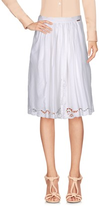 Liu Jo Knee length skirts - Item 35311710UK