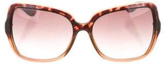 Marc by Marc Jacobs Tortoiseshell Tinted Sunglasses