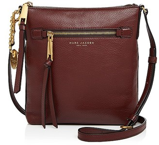 MARC JACOBS Recruit North/South Crossbody $225 thestylecure.com